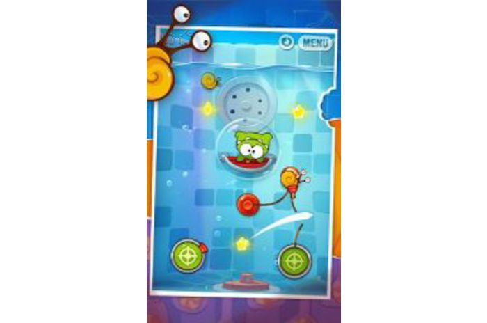Cut the Rope: Experiments v.1.6.1