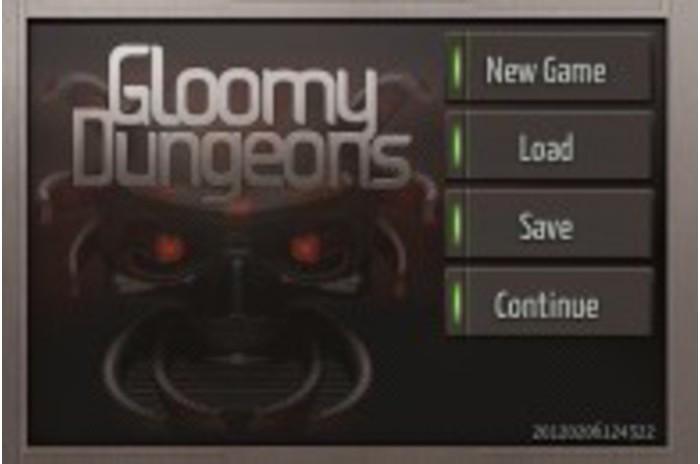 Gloomy Dungeons