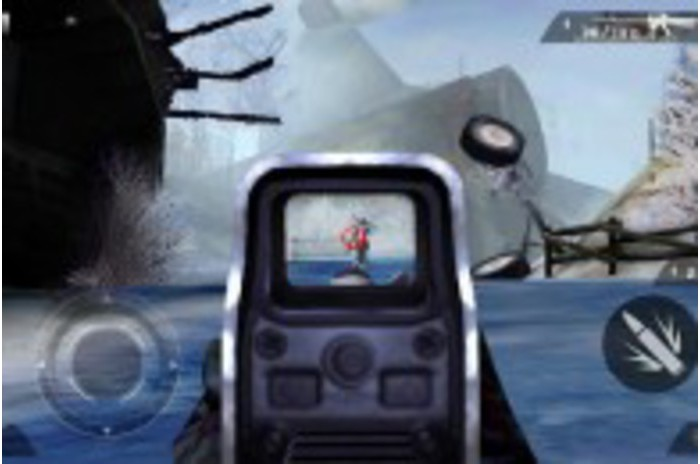 Modern Combat 2: Crno Pegasus