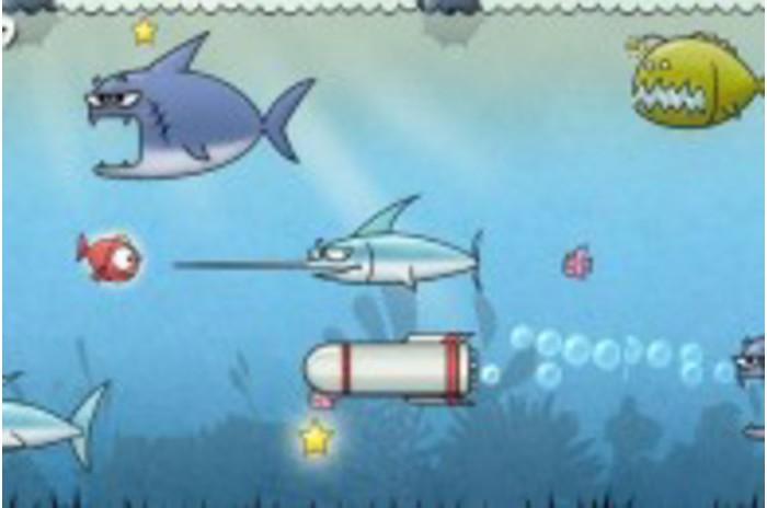 Dodging Žuvys