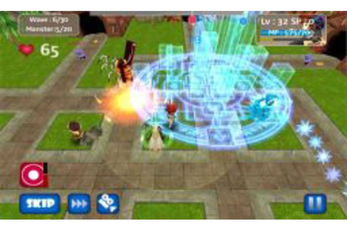 Monster Defense3D Expansion