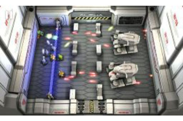 Танк Hero: Laser Wars