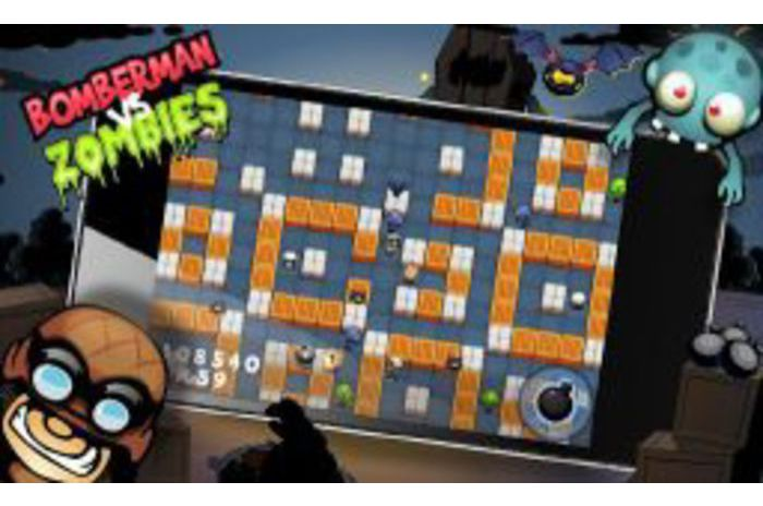 Zombies Bomberman VS