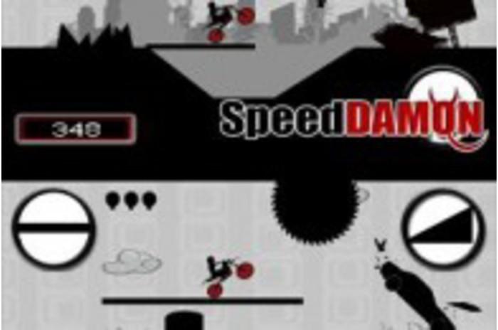 เดมอนความเร็ว