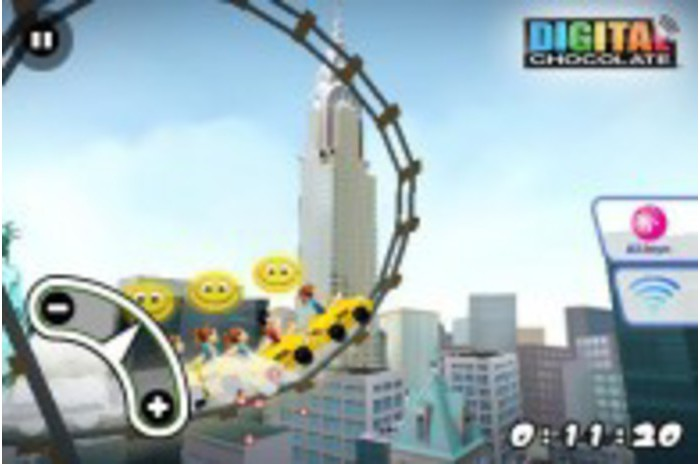 Rollercoaster Rush 3D New York
