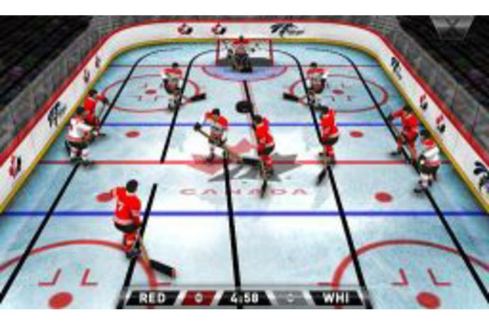 Table Hockey Team Canada