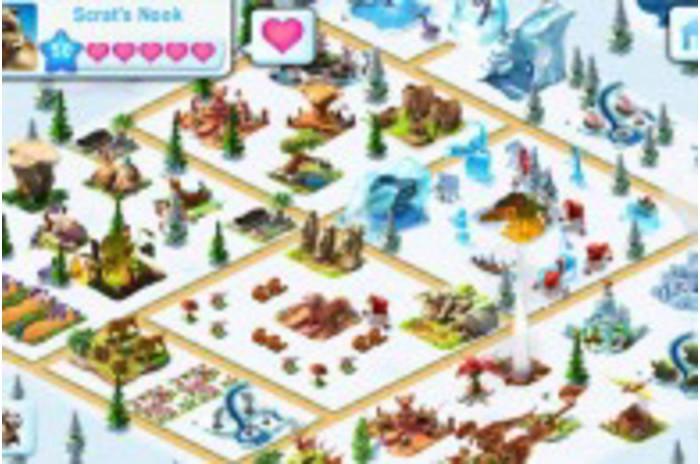 Село Ice ера