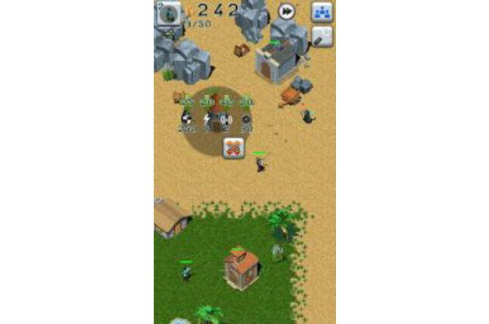 Defense Craft Strategi HD