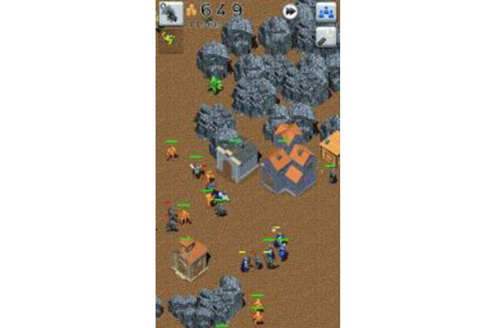 Strategy Defense Craft HD