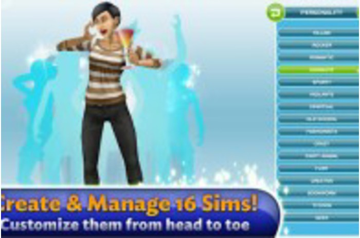 Les Sims ™ FreePlay