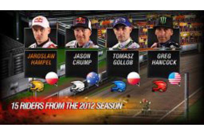สปีด 2012 GP