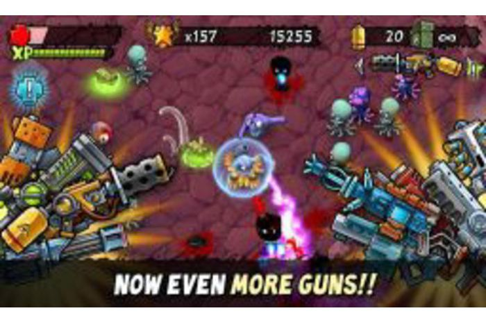 Monster Shooter: Lost нива
