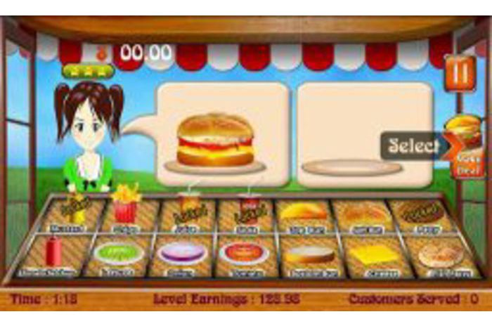 Stand O Burger Pro-1 Gold Coin