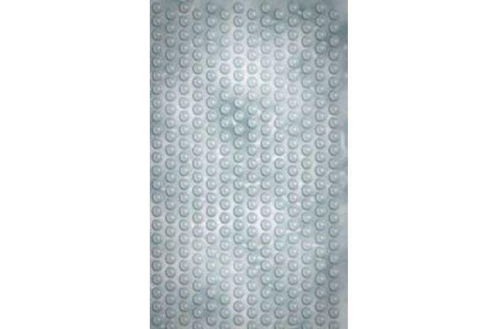 Las burbujas de plástico