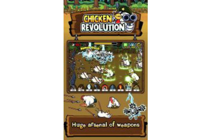Chicken Revolution