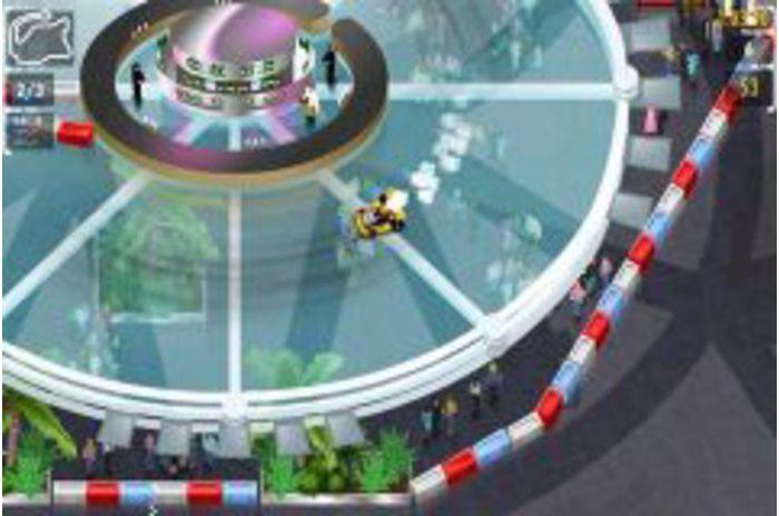 Red Bull Kart luchador WT