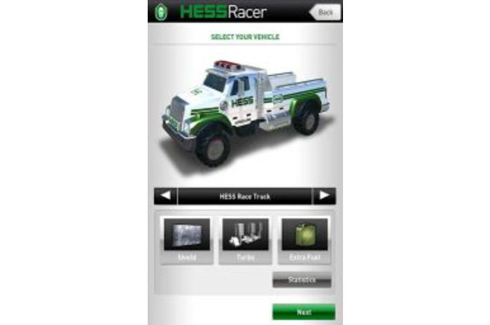 Хес Racer