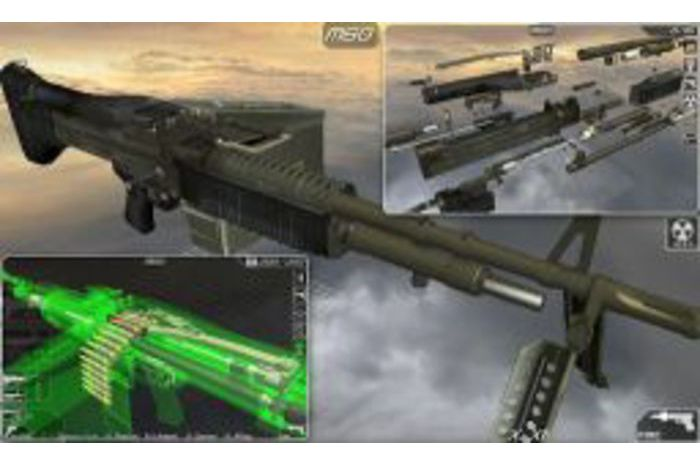 Pistoletas išmontavimas 2