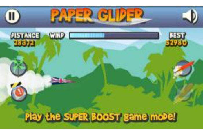 Papier Planeur