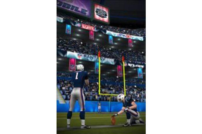 NFL 13 كيكر