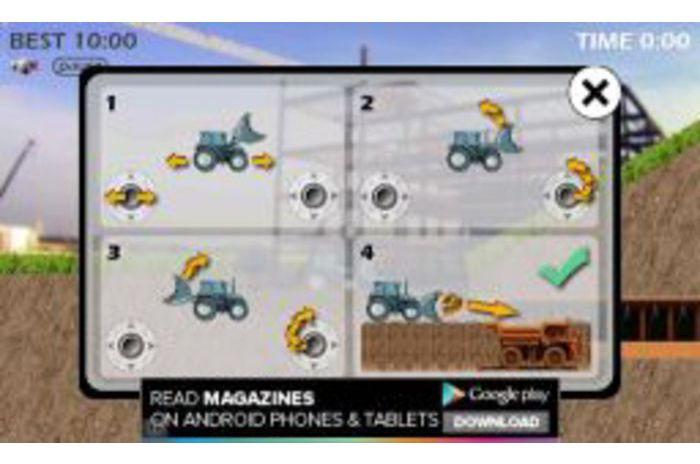 Digger Traktor