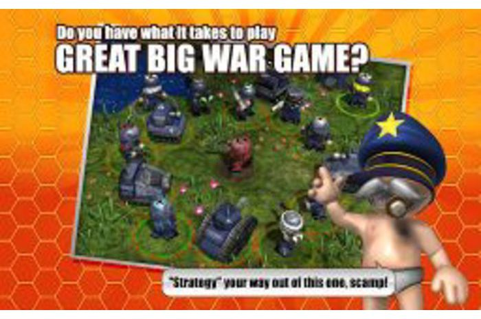 Great Big War jeu v1.4.5