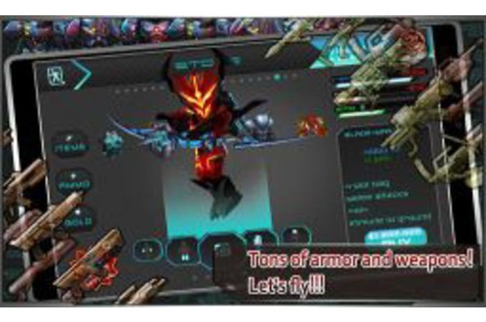 Stjerners Warfare: Alien Invasion HD v.2.20.01