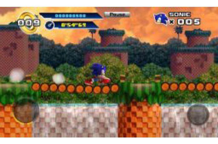 Sonic 4 Епизод I