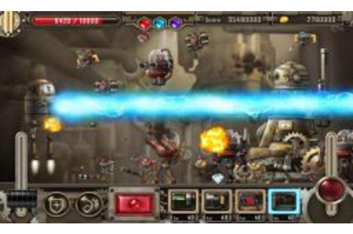 Zolaman robot Gunz HD v.1.2.3