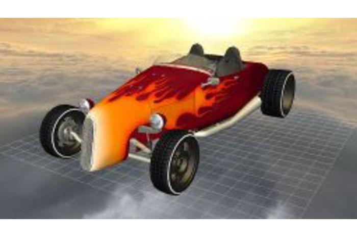 سيارة التفكيك 3D v.2.3