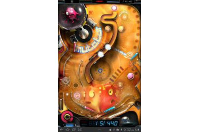 Monster Pinball HD v.1.0