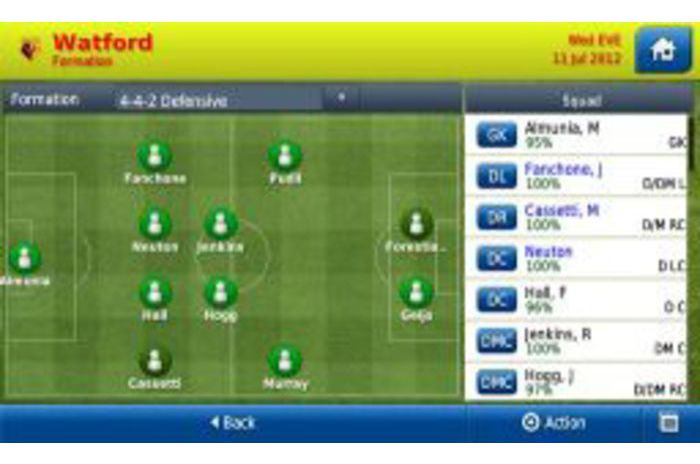 Football Manager Handheld 2013 v.4.1.1