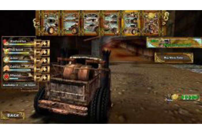 Steampunk Racing 3D v.1.1