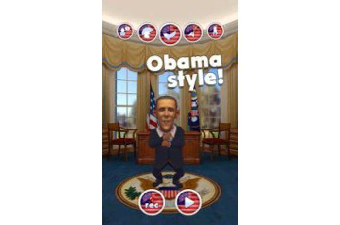 أوباما يتحدث v.1.4