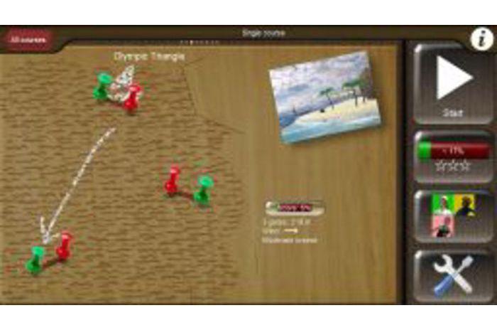 Simulador de vela Top Sailor v.5.8