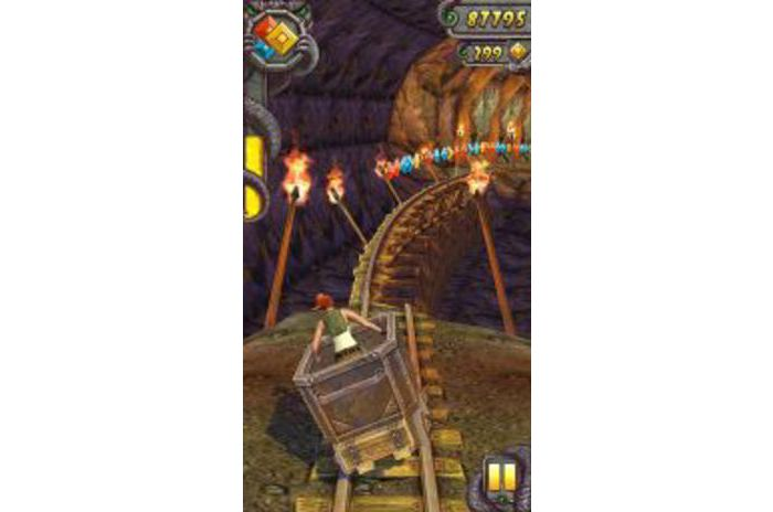 Temple Run to v.1.0