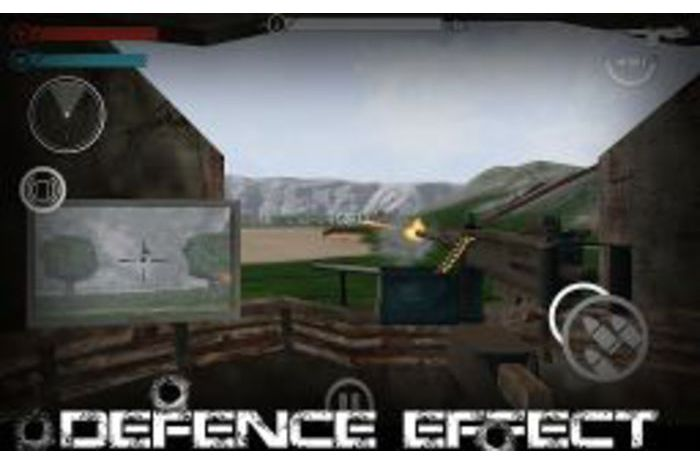 Defensa Efecto HD v.1.0.5