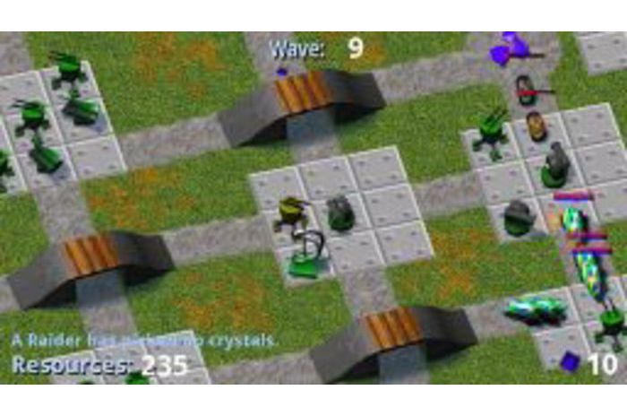 Tower Raiders OURO v.1.28