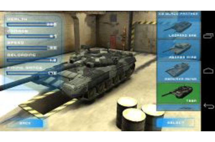 На tanktastic - 3D танкове онлайн v.15a-алфа
