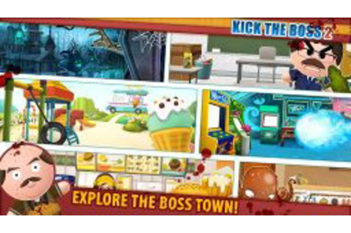 Kick the Boss 2 (17 +) v.1.41