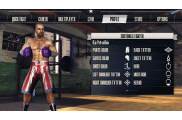 Real Boxing™ v.1.02