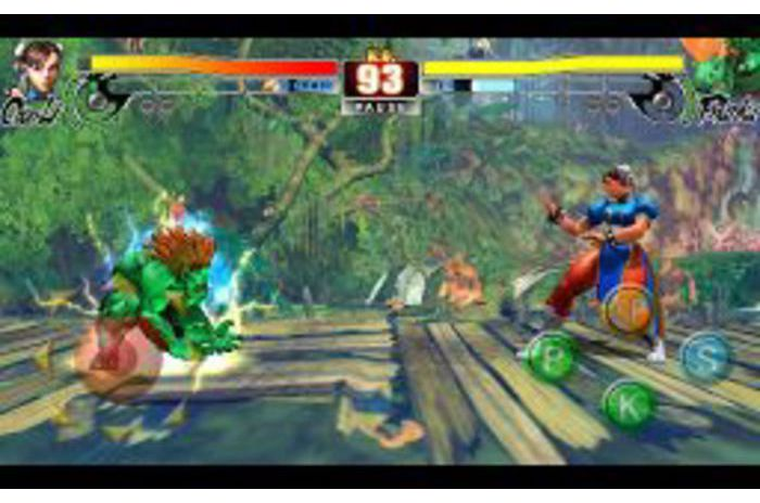 STREET FIGHTER IV HD v.1.00.02