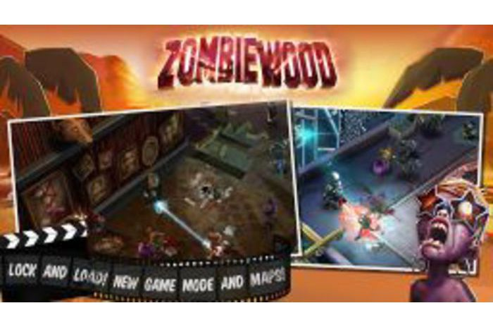 Zombiewood - Zombies w LA!