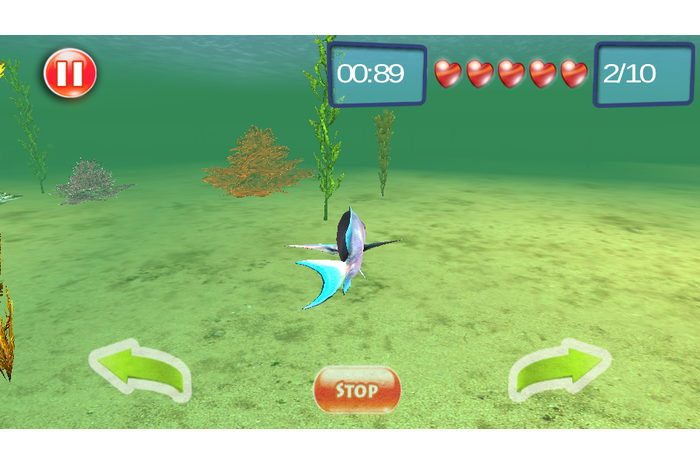 Underwater world: Adventure 3D