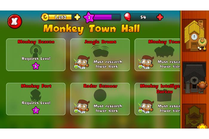 Balonlar Maymun Şehri