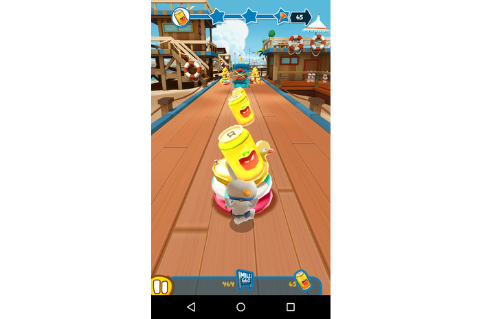 Rabbids Rush บ้า