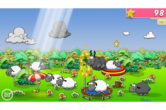 Clouds & Sheep v.1.7.0