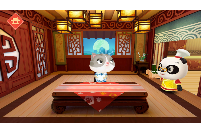 Restaurante Dr. Panda: Ásia