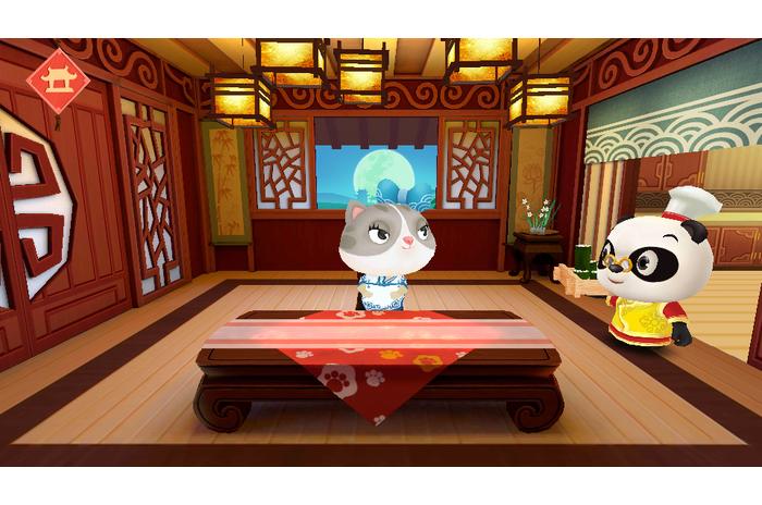 Restauracja Dr. Panda: Azja