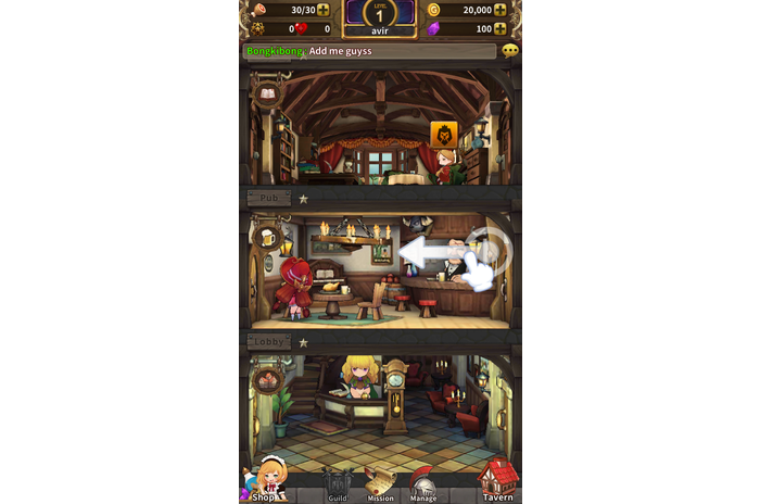 Legendary Tavern